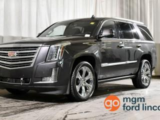Used 2016 Cadillac Escalade Platinum for sale in Red Deer, AB