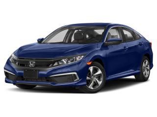 New 2021 Honda Civic Sdn LX for sale in Woodstock, ON