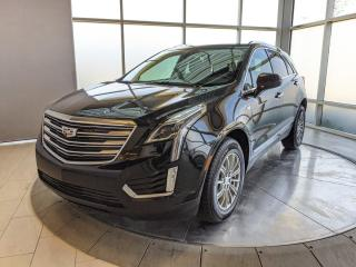 Used 2017 Cadillac XT5 Accident Free - AWD! for sale in Edmonton, AB