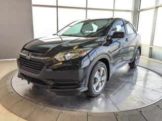 Used 2018 Honda HR-V Accident Free - One Owner! for sale in Edmonton, AB