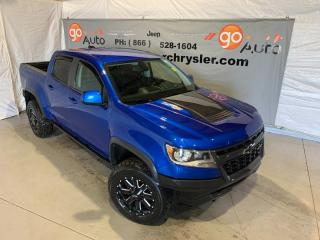 Used 2019 Chevrolet Colorado 4WD ZR2 for sale in Peace River, AB