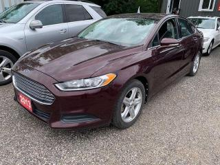 Used 2013 Ford Fusion SE for sale in Oshawa, ON