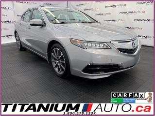 Used 2017 Acura TLX V6 Tech+SH-AWD+GPS+Romote Start+Blind Spot+Lane As for sale in London, ON