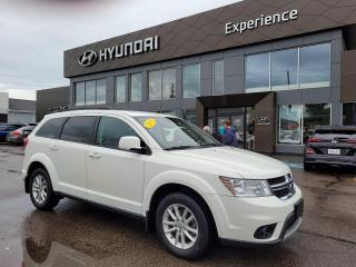 Used 2017 Dodge Journey SXT for sale in Charlottetown, PE