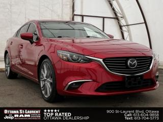 Used 2016 Mazda MAZDA6 GT EXTRA CLEAN WITH LOW KM'S, NAVIGATION, POWER SUNROOF for sale in Ottawa, ON