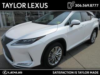 New 2021 Lexus RX 350 for sale in Regina, SK