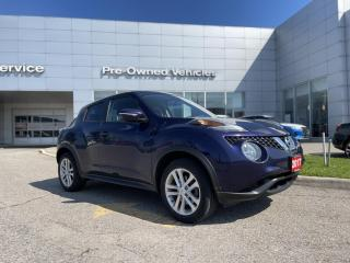 Used 2017 Nissan Juke SV ONE OWNER ACCIDENT FREE TRADE WITH ONLY 35000 KMS for sale in Toronto, ON
