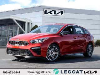 Used 2020 Kia Forte5 GT DEMO/ 1.6L TURBO/SUNROOF/PUSH START/UVO INTELLIGENCE/LEATHER/CAMERA/BLIND SPOT/MUCH MORE! for sale in Burlington, ON