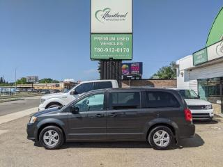 Used 2012 Dodge Grand Caravan SE/SXT STOW N GO   POWER SEAT   REAR HEAT AND AIR- USED EDMONTON DODGE DEALER for sale in Edmonton, AB