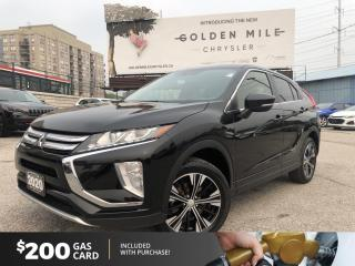 Used 2020 Mitsubishi Eclipse Cross GT No Accidents, Bluetooth, Sirius Radio for sale in North York, ON