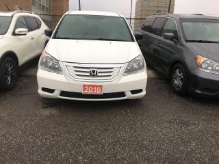 Used 2010 Honda Odyssey DX for sale in Etobicoke, ON