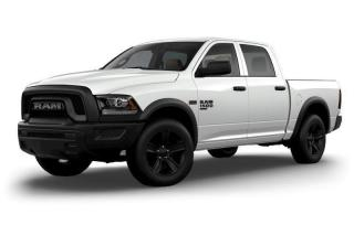 New 2021 RAM 1500 Classic Warlock for sale in Steinbach, MB