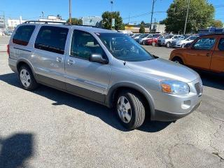 Used 2008 Pontiac Montana w/1SB for sale in Vancouver, BC