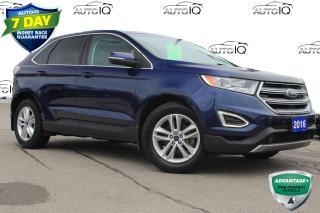 Used 2016 Ford Edge SEL PANORAMIC SUNROOF NAVIGATION for sale in Hamilton, ON