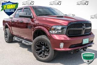 Used 2019 RAM 1500 Classic ST ONE OWNER!! LOW LOW KMS!! 4