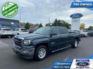 Used 2017 GMC Sierra 1500 SLE  - Back Up Camera - Running Boards - $261 B/W for sale in Sturgeon Falls, ON