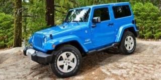 Used 2015 Jeep Wrangler Sahara for sale in Brockville, ON