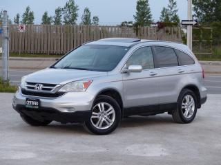 Used 2011 Honda CR-V EX,SUNROOF,LOADED,NO-ACCIDENTS,CERTIFIED,PWR SEAT for sale in Mississauga, ON