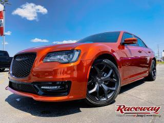 Used 2021 Chrysler 300 NAVI | SPORT APPEARANCE PCKG |  RARE COLOUR for sale in Etobicoke, ON