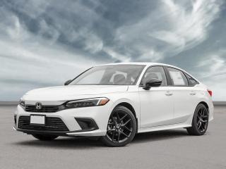 New 2022 Honda Civic Sedan Sport CVT for sale in Amherst, NS