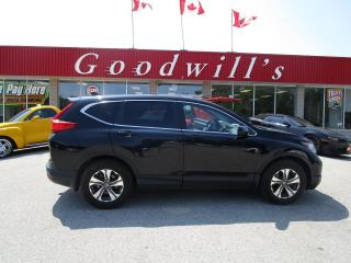 Used 2018 Honda CR-V LX! REMOTE START! VOICE COMMAND! FACTORY WARRANTY! for sale in Aylmer, ON
