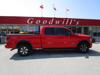 Used 2013 Ford F-150 FX4! LOW KM'S! PARKING DISTANCE CONTROL! for sale in Aylmer, ON