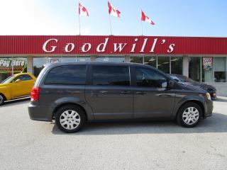 Used 2018 Dodge Grand Caravan CVP! for sale in Aylmer, ON
