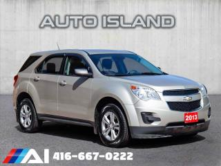 Used 2013 Chevrolet Equinox FWD 4DR LS for sale in North York, ON