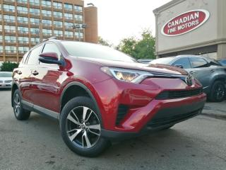 Used 2018 Toyota RAV4 BLUETOOTH  CAM   ALLOYS  4 SNOW TIRES for sale in Scarborough, ON