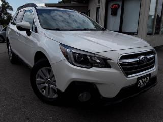 Used 2019 Subaru Outback 2.5i Touring W/Eye Sight - BACK-UP CAM! SUNROOF! BSM! DRIVING AIDS! for sale in Kitchener, ON