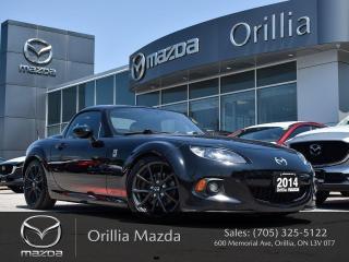 Used 2014 Mazda Miata MX-5 Club for sale in Orillia, ON