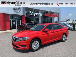 Used 2019 Volkswagen Jetta Comfortline  -  LED Headlamps - $124 B/W for sale in Orleans, ON