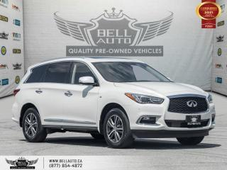 Used 2018 Infiniti QX60 Premium Deluxe, AWD, Navi, 360Cam, Sunroof, 7Pass for sale in Toronto, ON