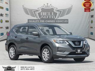 Used 2018 Nissan Rogue Midnight Edition, AWD, RearCam, B.Spot, NoAccident, Bluetooth for sale in Toronto, ON