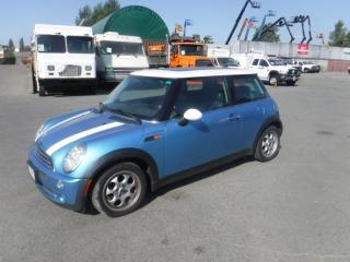 Used 2005 MINI Cooper Manual Transmission for sale in Burnaby, BC