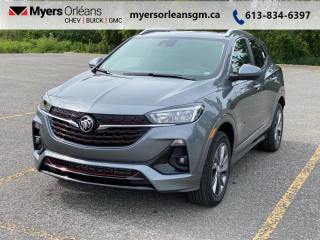Used 2022 Buick Encore GX Select  - Sunroof for sale in Orleans, ON