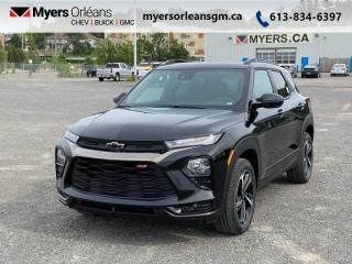 New 2022 Chevrolet TrailBlazer RS for sale in Orleans, ON