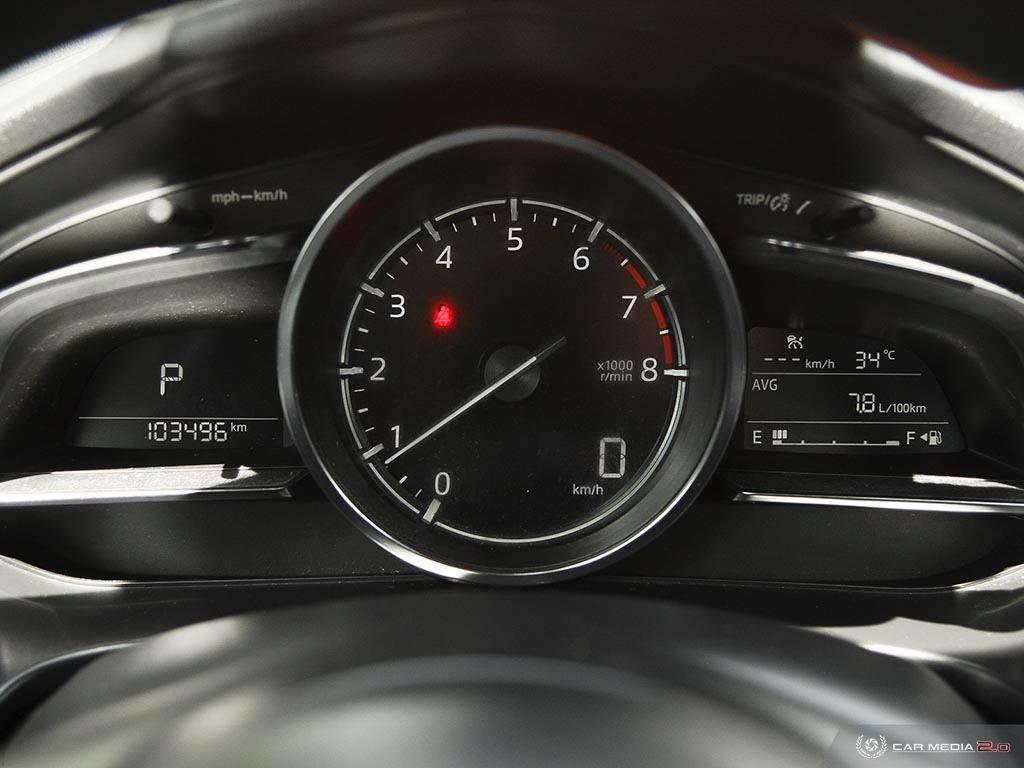2018 Mazda MAZDA3 GT