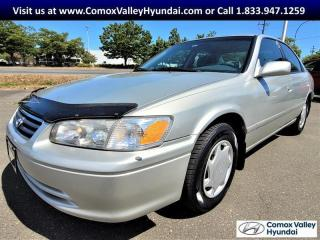 Used 2000 Toyota Camry 4Dr Sedan LE for sale in Courtenay, BC