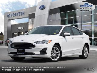 Used 2020 Ford Fusion Hybrid Se for sale in Ottawa, ON