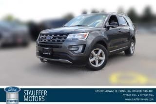 Used 2017 Ford Explorer XLT for sale in Tillsonburg, ON