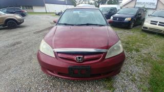 Used 2005 Honda Civic LX AT SSRS for sale in Windsor, ON