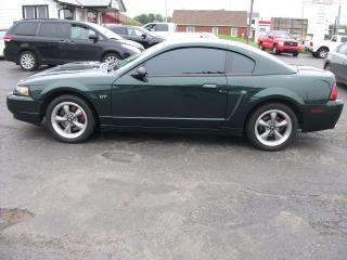 Used 2001 Ford Mustang GT BULLITT