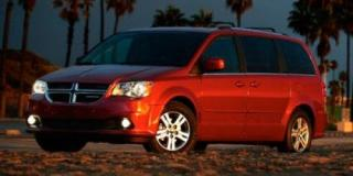 Used 2016 Dodge Grand Caravan Canada Value Package - Power Package, Cruise Control, CD Player, Air Conditioning and More! for sale in Guelph, ON