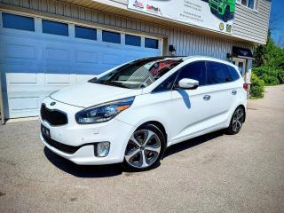 Used 2014 Kia Rondo EX for sale in Orillia, ON