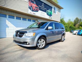 Used 2016 Dodge Grand Caravan Crew Plus for sale in Orillia, ON