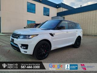 Used 2016 Land Rover Range Rover Sport Supercharged Autobiography for sale in Edmonton, AB