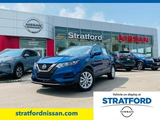 New 2021 Nissan Qashqai SV AWD for sale in Stratford, ON