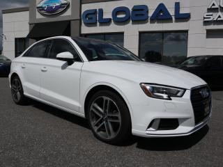 Used 2017 Audi A3 Premium Plus S Tronic for sale in Ottawa, ON