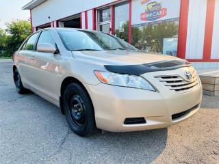 Used 2007 Toyota Camry LE for sale in Regina, SK